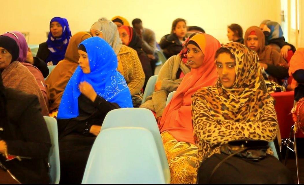 Vluchtelingenvrouwen